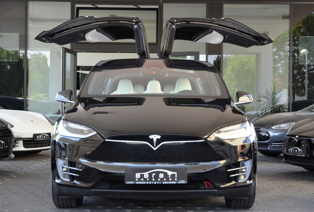 Tesla Verleih Model S
